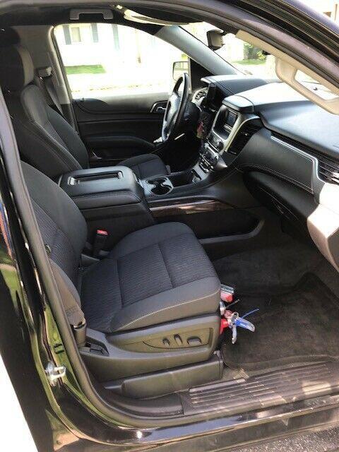 low miles 2015 Chevrolet Suburban Super Stretch Limousine