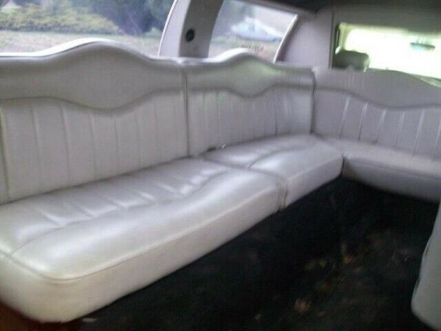 solid 1996 Lincoln Town Car Executive Limousine